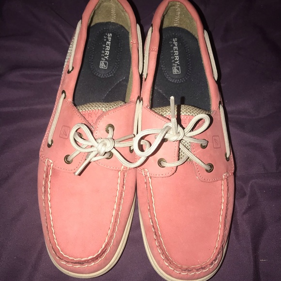 Sperry Shoes   Pink S   Poshmark